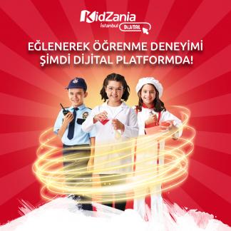 KidZania İstanbul Dijital